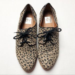 DV Dolce Vita Leopard Shoes